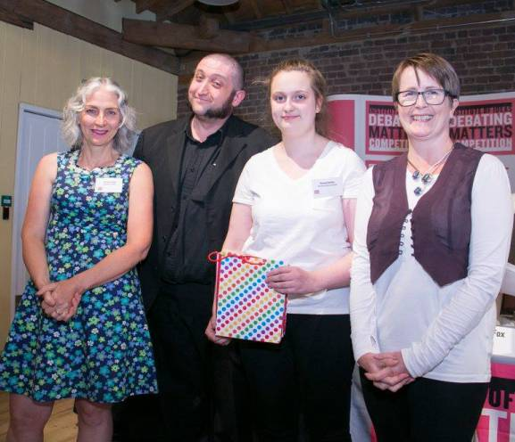 Gina Owens Prize 2017